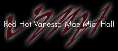 Welcome to The Vanessa-Mae Homepage!